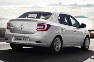RENAULT LOGAN - Carro para Cabify